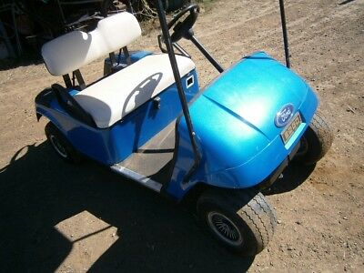 Ezgo Golf Cart Buggy Car Project