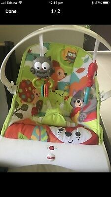 Fisher And Price baby bouncer