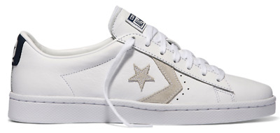 New CONVERSE One Star 76 OX Leather Sneaker Mens white beige blu all sizes