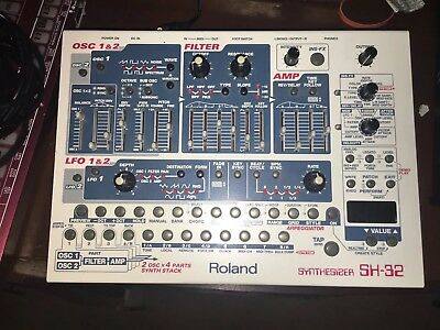 Roland SH-32 Groovebox *Shipped from US*