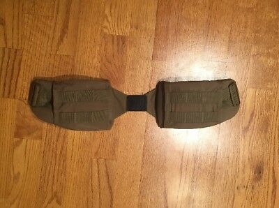 Mystery Ranch Contour Belt Pads for NICE Frame - Size M - Coyote