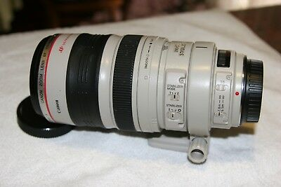 Canon EF 100-400mm f/4.5-5.6 IS USM L Lens - Great condition Feb 06
