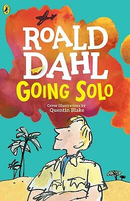 GOING SOLO  by ROALD DAHL  NEW
