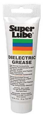 SUPER LUBE 91003 Silicone Dielectric Grease, 3 Oz., Super Lube®