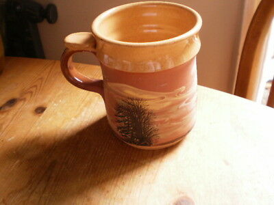 Boscastle Pottery Roger Irving Mug