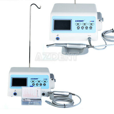 UK AZDENT Dental Implant System Endo Surgical Brushless Motor+Reducing Handpiece