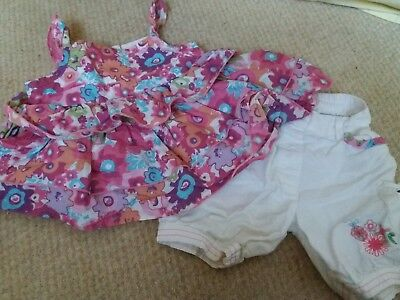 Pretty baby girls outfit 3-6 months