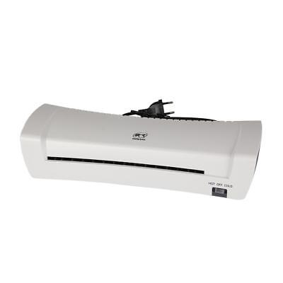 220-240V Home Office A4 Photo Cold and Hot Laminator / Laminating Machine CC UK