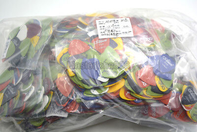 1000pcs Alice AP-Q Electric/Acoustic Guitar Picks Plectrums 6 Thickness Assorted