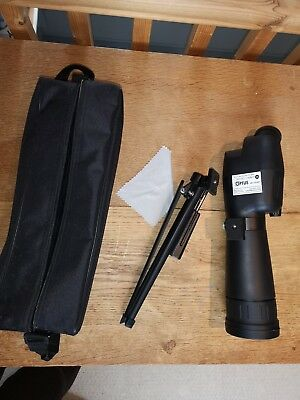 Optus Spotting Scope 20 x 60 With Case
