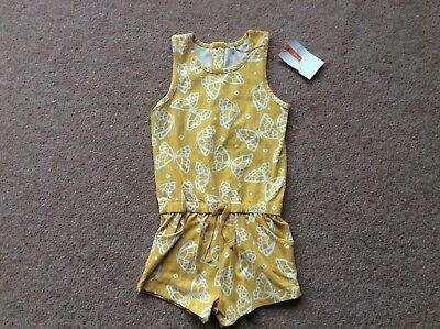 John Lewis Girls Playsuit BNWT Age 2