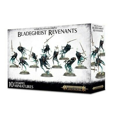 Nighthaunt Bladegheist Revenants Games Workshop Brand New 99120207066