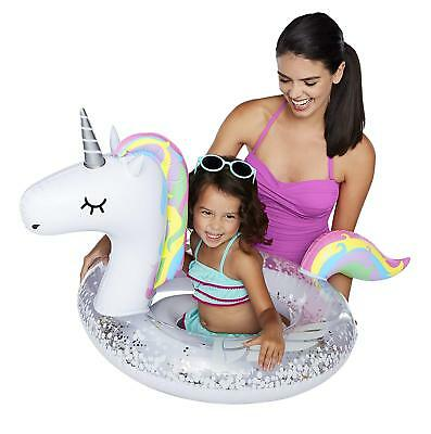 Unicorn Sparkles Pool Float - Holds Up To 20kg