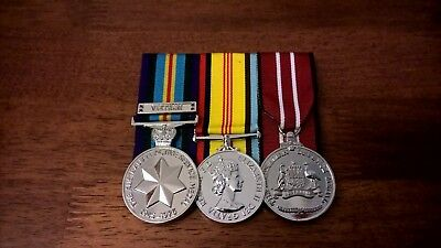 Australian Vietnam Logistic Medals set of three - Full size Replica