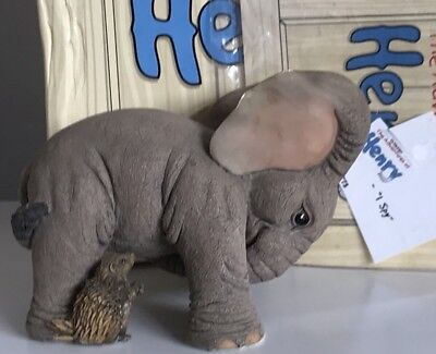 """Tuskers & Henry. Extremely Rare. Henry & Friends """" I Spy """"  New In Box"""