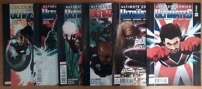 Ultimate Comics The Ultimates  1 - 8 1  2  3  4 5 6 7 8