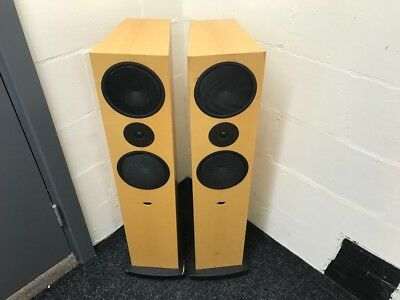 Part Exchange - Linn Ninka Speakers Maple - Ref: 1614383