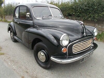 1955 Morris  Minor Split Screen Genuine 18,500 Miles From New
