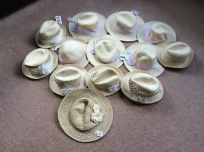 Joblot of John Lewis Girls Sun Hat x 13 BN