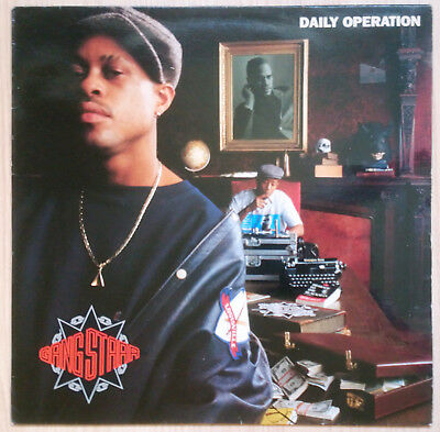 Gang Starr - Daily Operation Vinyl Lp