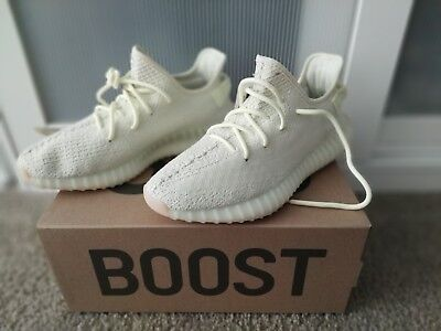 Adidas Yeezy Boost 350 V2 F36980 Butter Size 9 Men's Brand New with Box