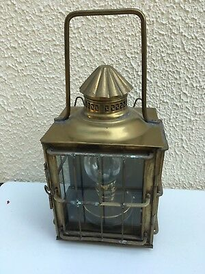 French antiques oil lamp