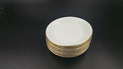 7 Royal albert bone china Val D'or Butter Pats