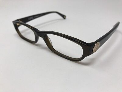 80c2298fde AUTHENTIC COACH EYEGLASSES Cadyn HC 6008 5045 Spotty Tort 51-17-135 ...