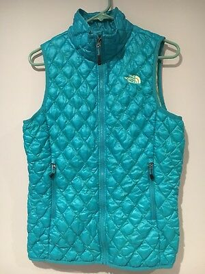 The North Face Thermoball Vest S (Womens)