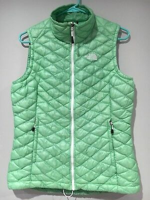 The North Face Thermoball Vest M (Womens)