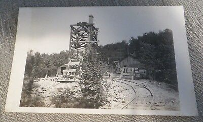 "RPPC- Very Old Coal Breaker - Unknown location-Early 1900""s"