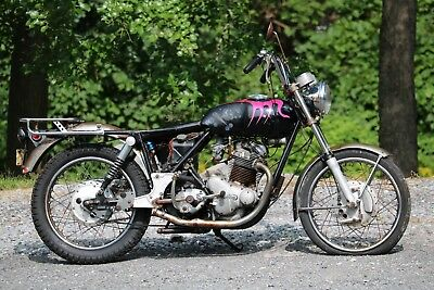 1970 Norton NORTON 750 COMMANDO  1970 NORTON COMMANDO 750 750CC TWIN MOTORCYCLE VINTAGE PROJECT