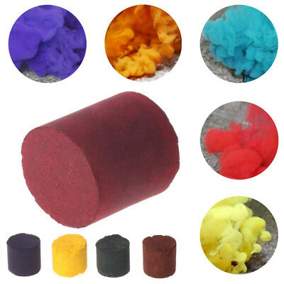 Colorful Smoke Cake Smoke Effect Show Round Bomb Festival Aid Divine Toys Gift