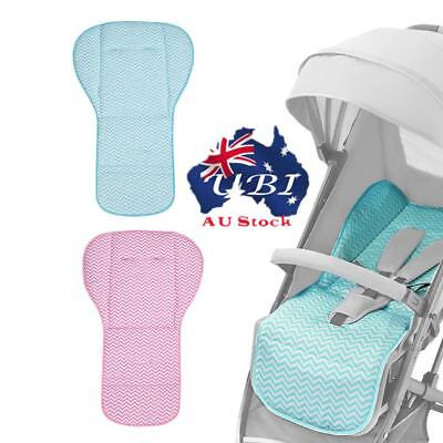 Baby Stroller Pram Soft Cushion Pushchair Padding Cover Car Seat Pad Cotton Mat
