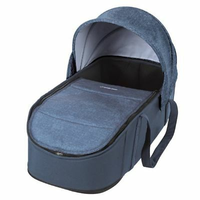 Maxicosi Laika Stroller Bassinet Carry Cot Nomad Blue