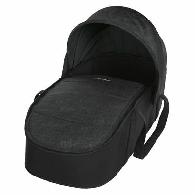 Maxicosi Laika Stroller Bassinet Carry Cot Nomad Black