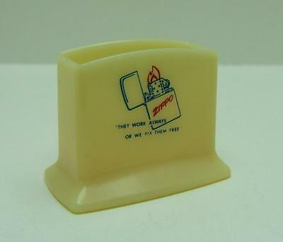 The famous Zippo dashboard holder from the 50's -NOS