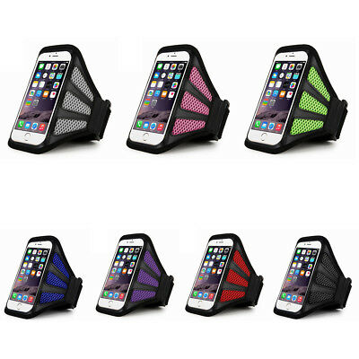 Sports Gym Running Armband Arm Band Case Cover For Apple iPhone 6S 7 8 Plus EU