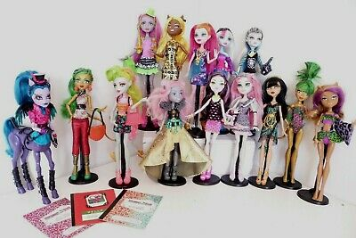 Monster High Dolls pick one or many all in vgc Avea, Marisol, Gigi, Jinafir no10