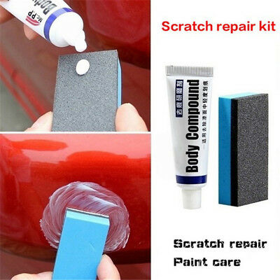 Hot Car Body Compound Paste Set scratch remover Polishing&Grinding Paste -BU42