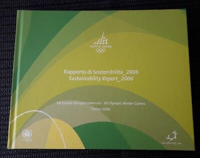 Olympiad TORINO 2006 Sustainability Report 2006 XX Olympic Winter Games 2006