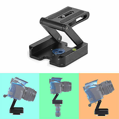 Z Type Flex Tilt Ball Head Quick Release Plate Stand for Canon Nikon Camera DV