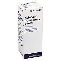 Xylocain Pumpspray Dental 03839499