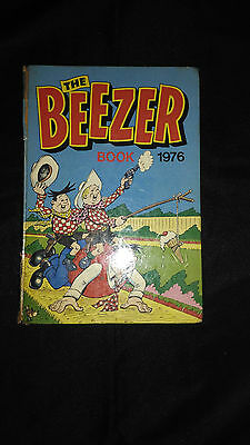 The Beezer Book 1976,Vintage Annual