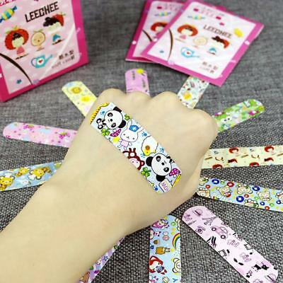 100Pcs Wateproof Cartoon Bandage Band-Aid Hemostatic Adhesive For Kids-Gifts