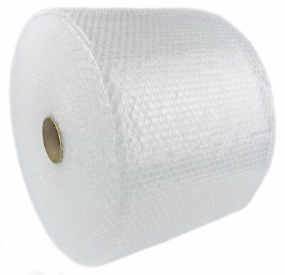 100 METRE ROLL SMALL BUBBLE WRAP 1000mm x 100m HIGH QUALITY MADE IN UK