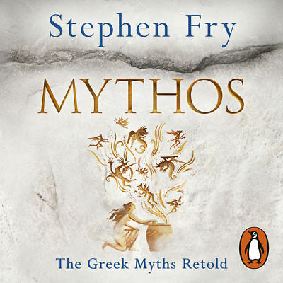 Mythos Retelling the Myths of Ancient Greece by Stephen Fry - Audiobook Download