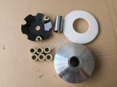 Variator Set for 4 stroke Scooter Moped GY6 50 60 80 139QMB 1P39QMB 147QMD