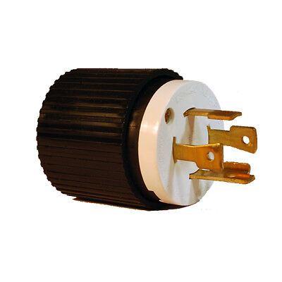 L14-30 Locking Male Plug - 30Amp,  125/250V  - UL Approved