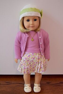 American Girl Doll Kit Meet Outfit Accessories Handkerchief ONLY